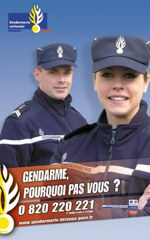 comment devenir gendarme comment s 39 inscrire au concours de la gendarmerie. Black Bedroom Furniture Sets. Home Design Ideas